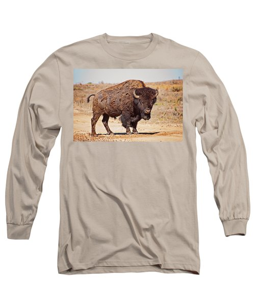 Wild Bison Long Sleeve T-Shirt