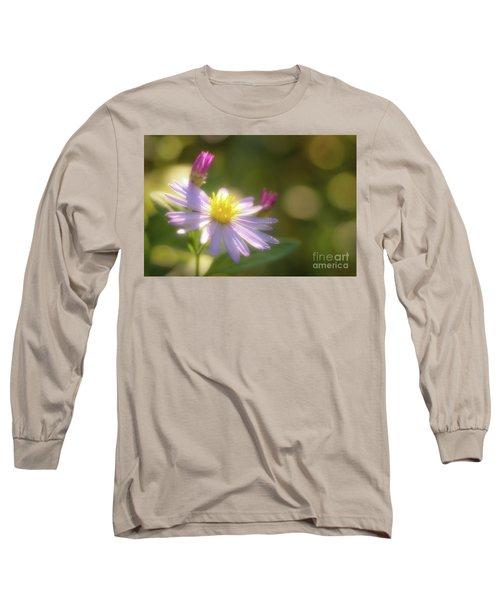 Wild Chrysanthemum Long Sleeve T-Shirt