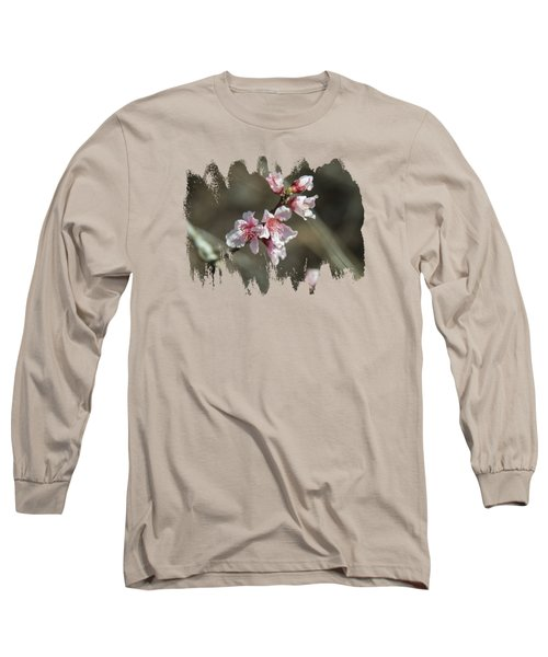 Wild Mountain Blossoms Long Sleeve T-Shirt
