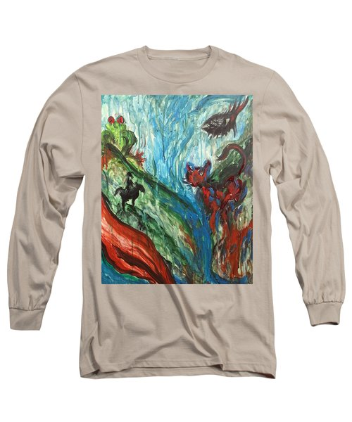 Wild Periscope Collaboration Long Sleeve T-Shirt