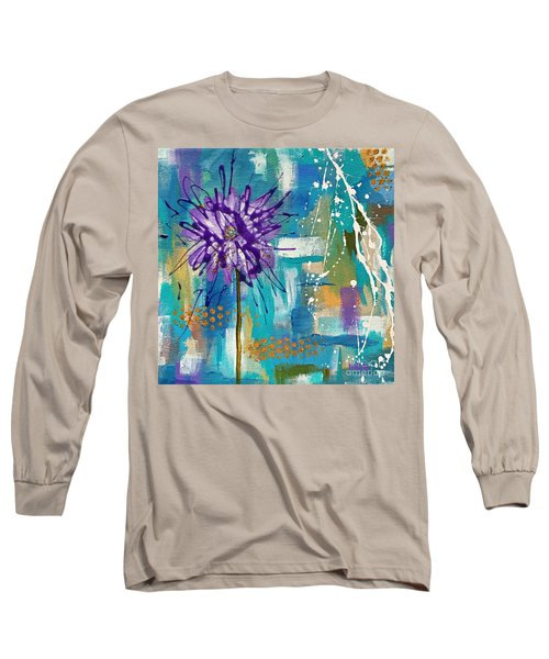 Wildflower No. 1 Long Sleeve T-Shirt
