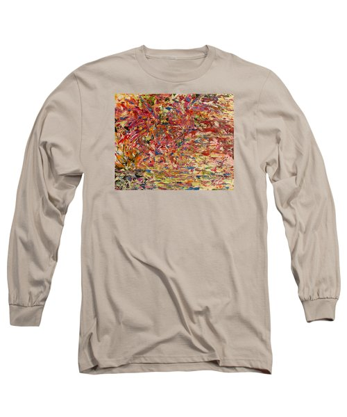 Wildflowers Dancing With The Light Long Sleeve T-Shirt