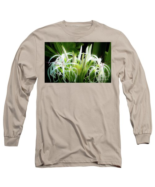 Wildflowers Of Hawaii Long Sleeve T-Shirt