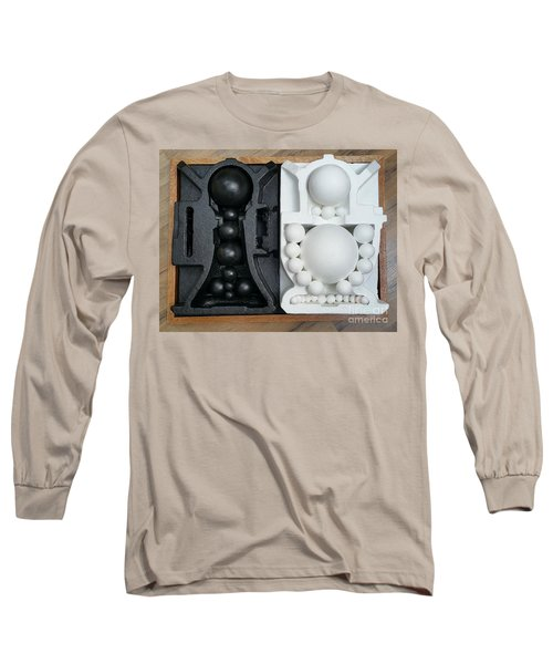 Long Sleeve T-Shirt featuring the painting Willendorf Wedding 2 by James Lanigan Thompson MFA