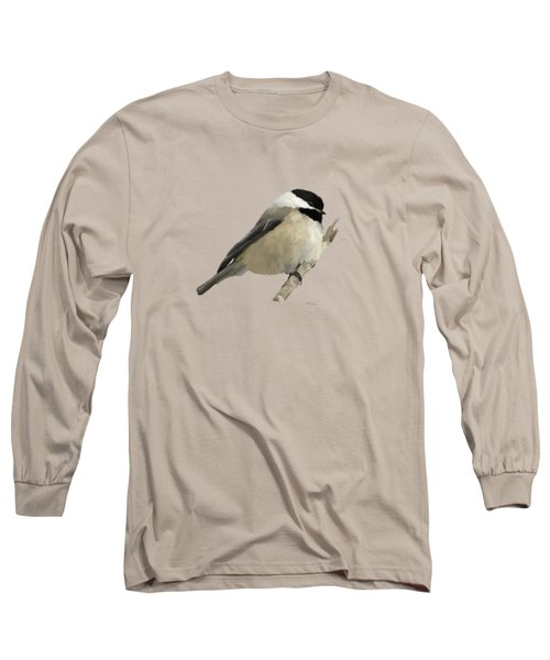 Willow Tit Long Sleeve T-Shirt