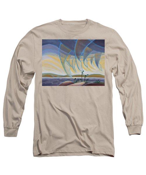 Wind And Rain Long Sleeve T-Shirt