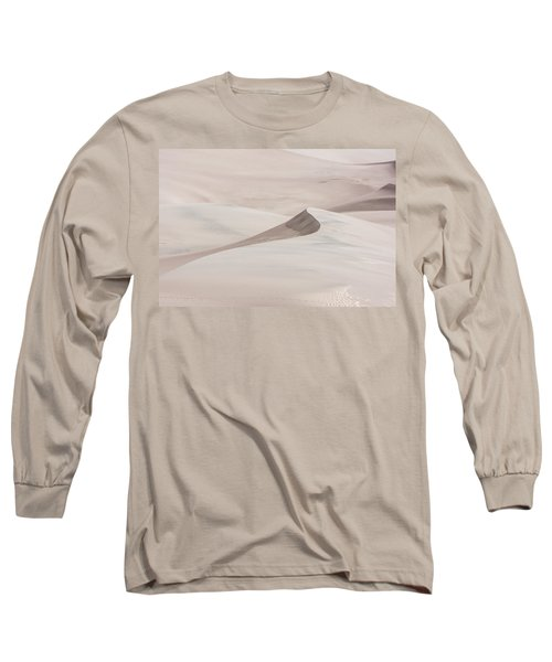 Long Sleeve T-Shirt featuring the photograph Wind Formations by Colleen Coccia