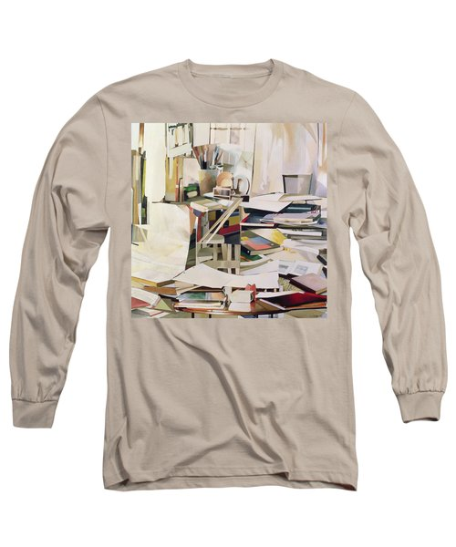 Wind Of Change Long Sleeve T-Shirt