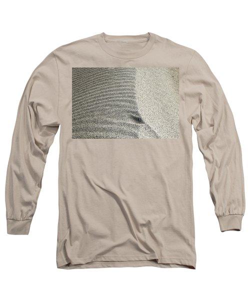 Wind Pattern Long Sleeve T-Shirt