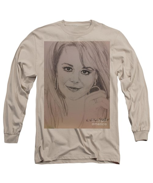 Windblown Natalie Long Sleeve T-Shirt