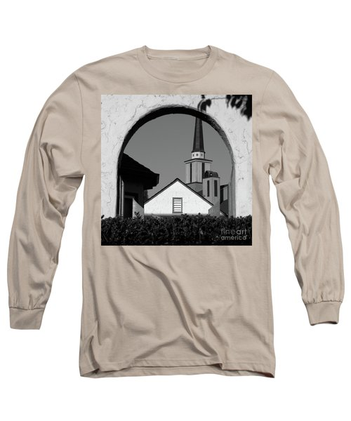 Window Arch Long Sleeve T-Shirt