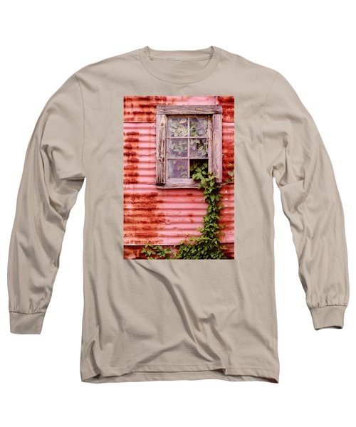 Window Of Ivy Long Sleeve T-Shirt