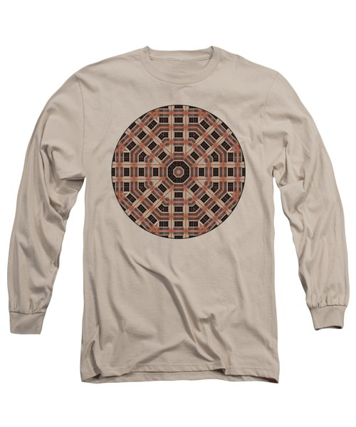 Long Sleeve T-Shirt featuring the photograph Windows And More Windows - 1 by Nikolyn McDonald