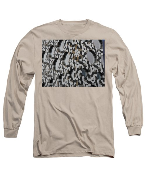Windows Greenwich 03 Long Sleeve T-Shirt