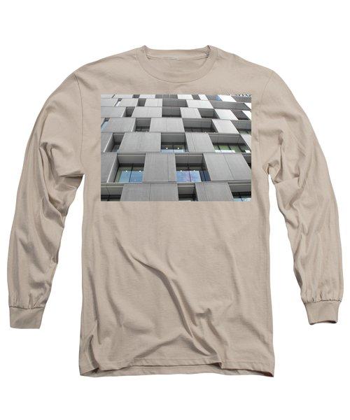 Windows_south Bank 01 Long Sleeve T-Shirt