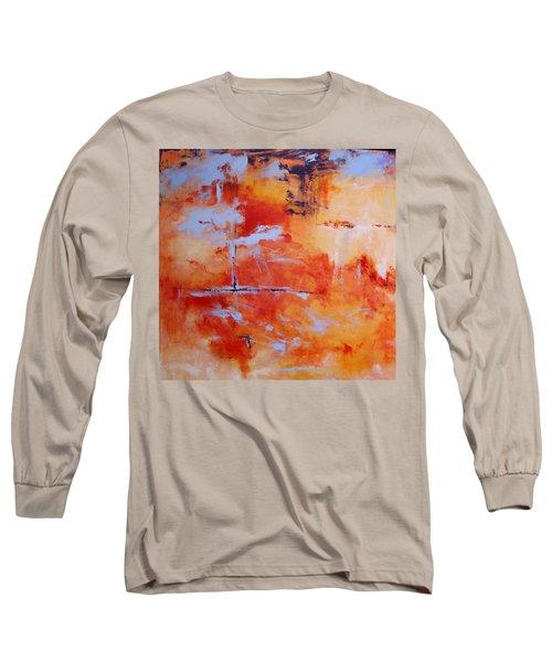 Winds Of Change Long Sleeve T-Shirt by M Diane Bonaparte