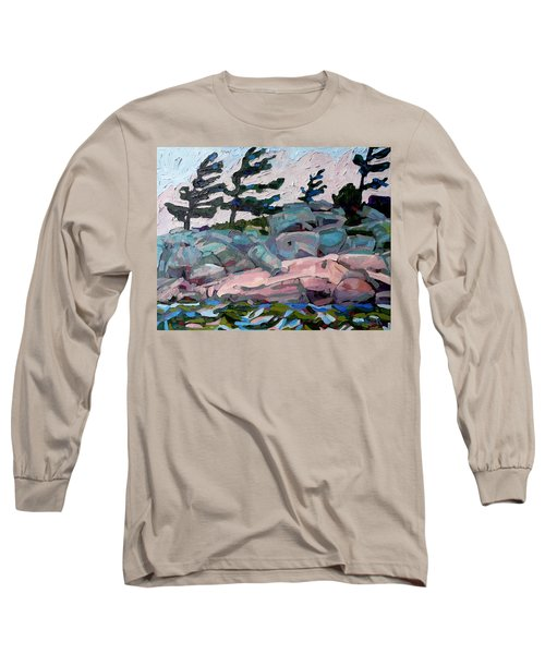 Windy Island Long Sleeve T-Shirt