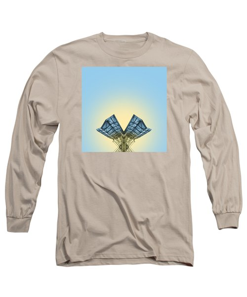 Wings Long Sleeve T-Shirt by Vincent Lee