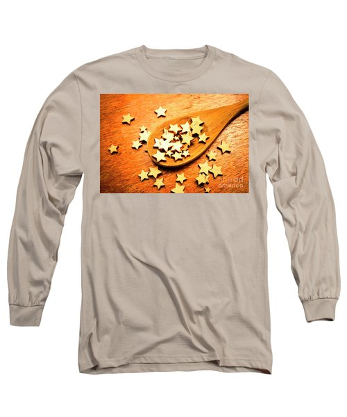 Winning Star Recipe Long Sleeve T-Shirt