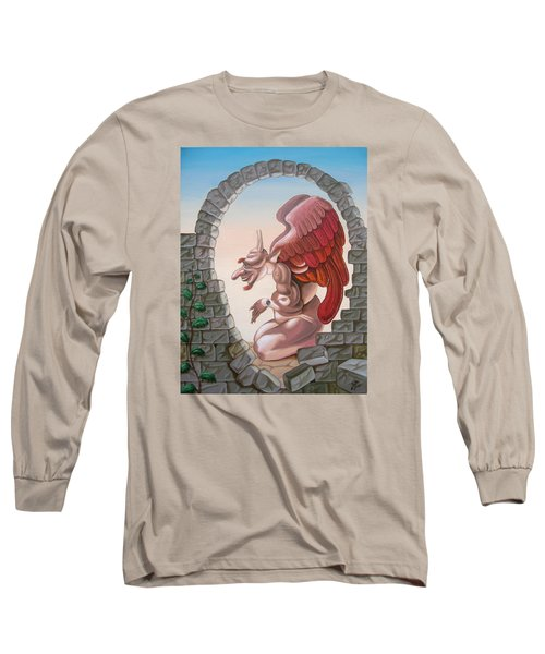 Winston Churchill, Long Sleeve T-Shirt