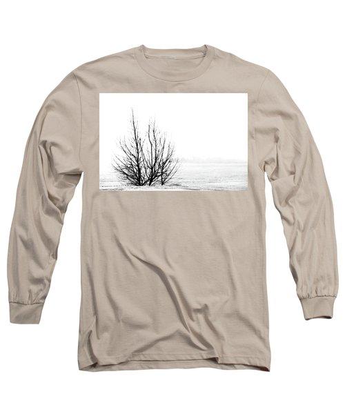 Winter Bones Long Sleeve T-Shirt