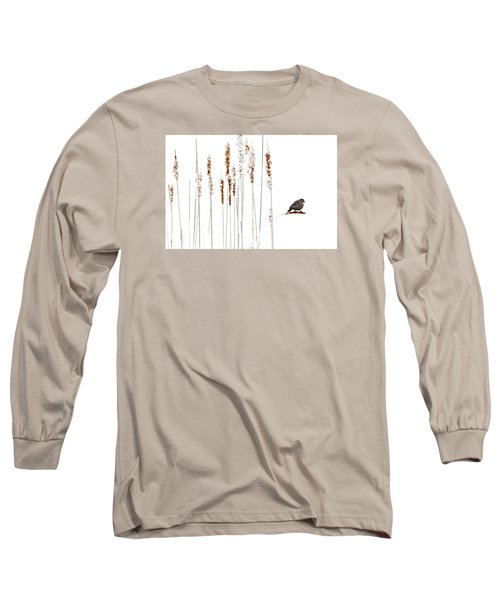 Winter Came Suddenly Long Sleeve T-Shirt by Andrea Kollo