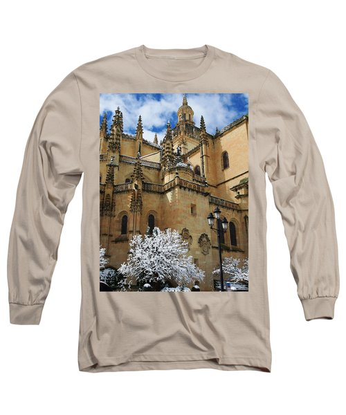 Winter Cathedral Long Sleeve T-Shirt