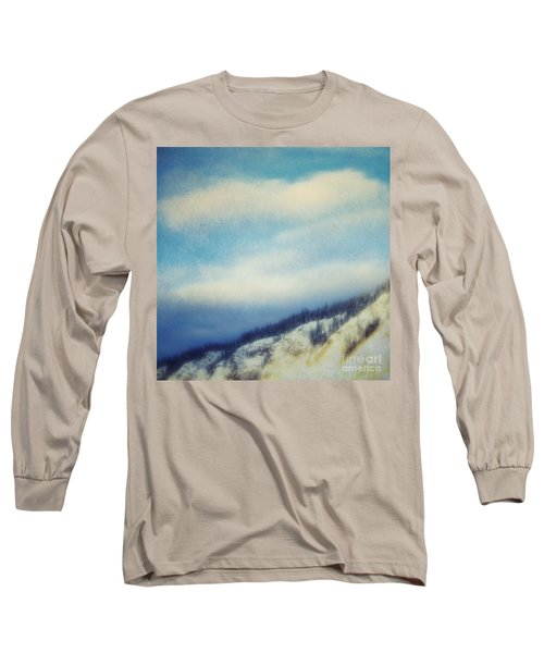 Winter Is So Quiet It Needs No Words Long Sleeve T-Shirt