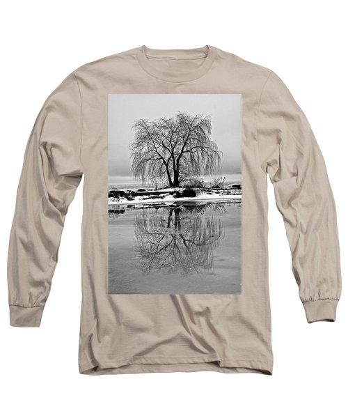 Winter Reflections Long Sleeve T-Shirt