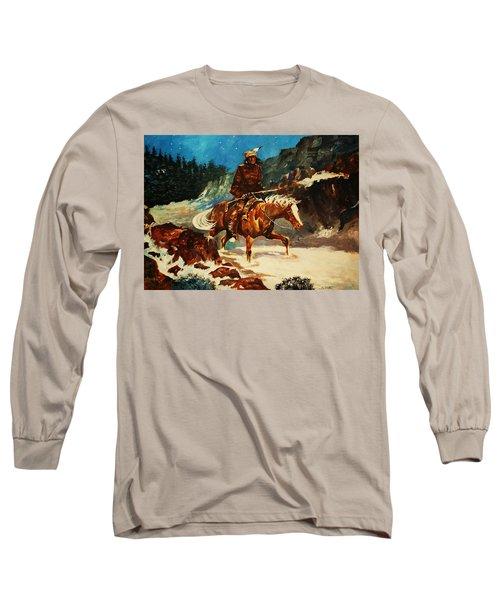 Winter Trek Long Sleeve T-Shirt