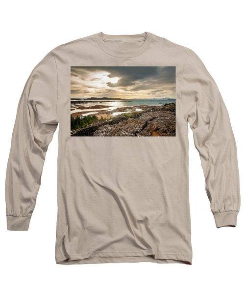 Winter Warmth Long Sleeve T-Shirt