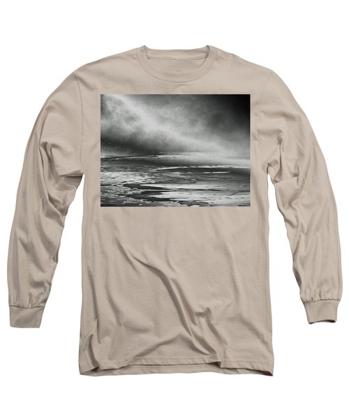 Winter's Song Long Sleeve T-Shirt by Steven Huszar