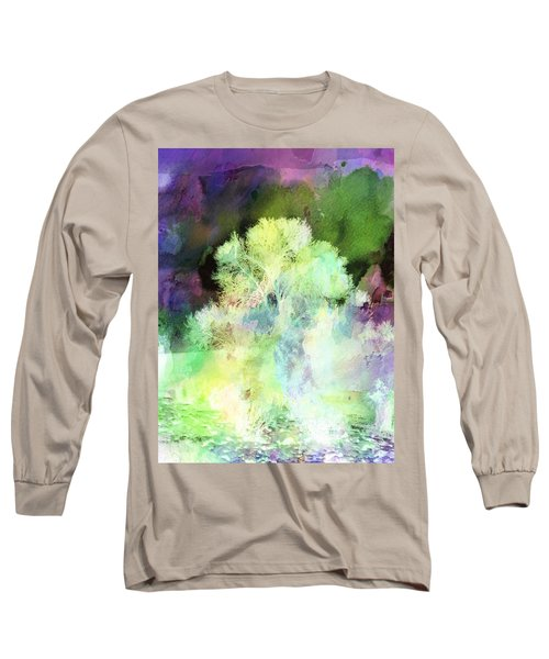 Winters Storm Long Sleeve T-Shirt