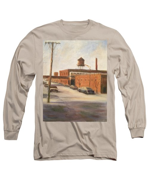 Wired And Ready Long Sleeve T-Shirt