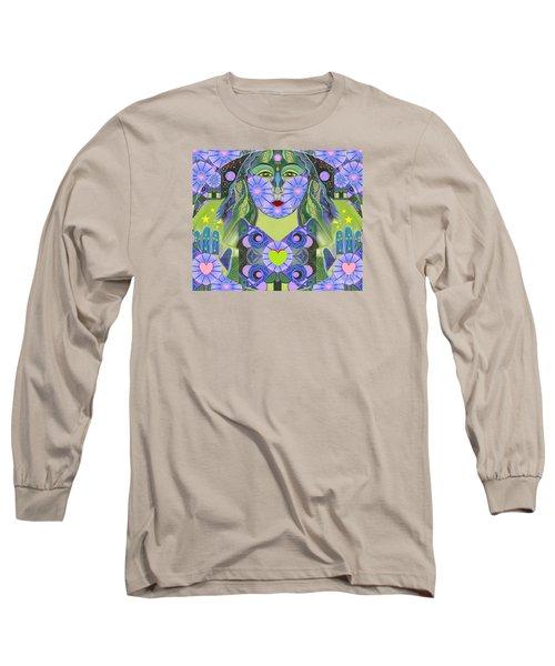 Wisdom Rising Long Sleeve T-Shirt