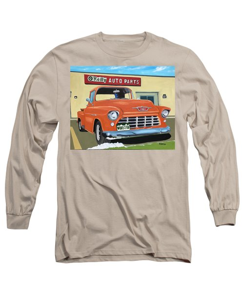 Wohstra-2 Long Sleeve T-Shirt
