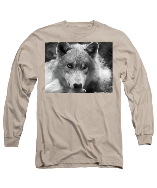 Wolf 1 Long Sleeve T-Shirt