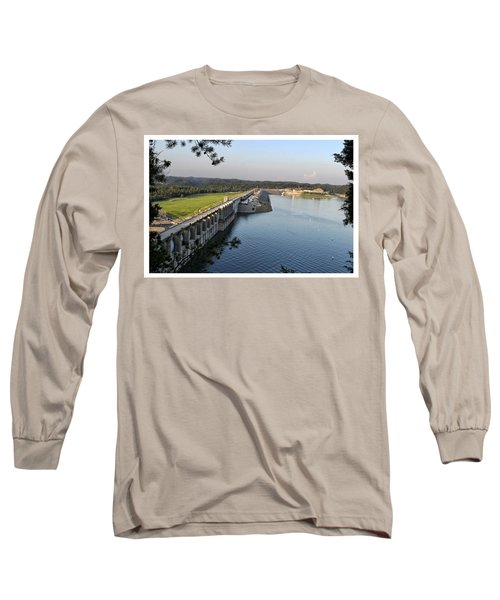 Wolf Creek Dam Long Sleeve T-Shirt