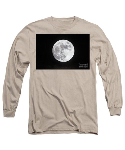 Wolf Moon Long Sleeve T-Shirt