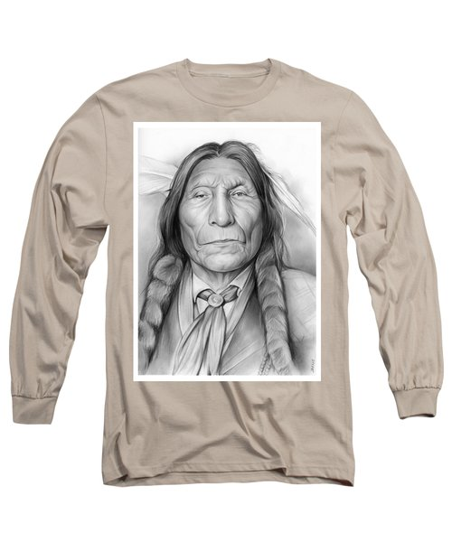 Wolf Robe Long Sleeve T-Shirt