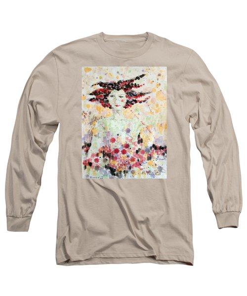 Woman Of Glory Long Sleeve T-Shirt