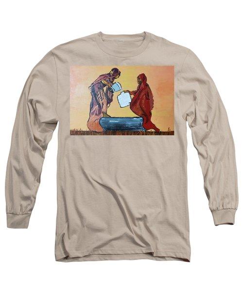 Woman's Worth - 3 Long Sleeve T-Shirt