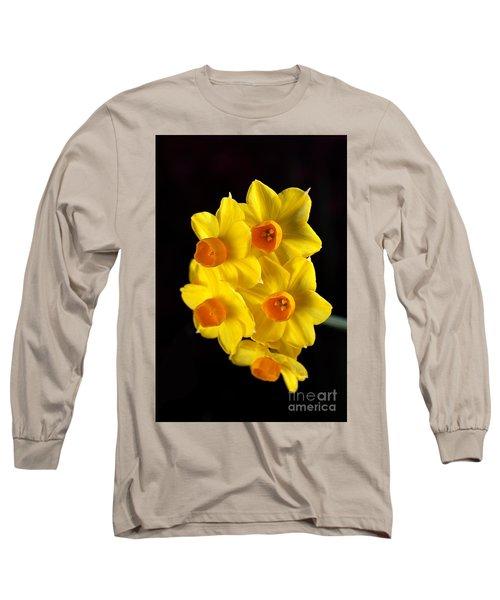 Wonderful Jonquils Long Sleeve T-Shirt
