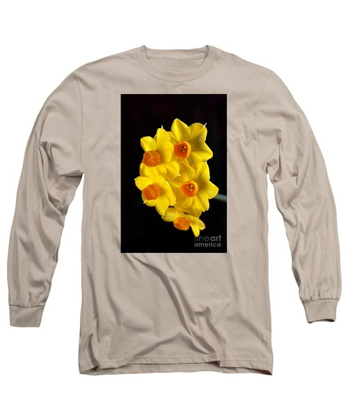 Wonderful Jonquils Long Sleeve T-Shirt