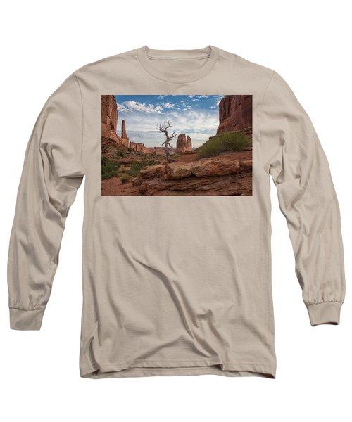 Wonders Along Park Avenue Long Sleeve T-Shirt