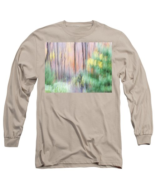Woodland Hues 2 Long Sleeve T-Shirt