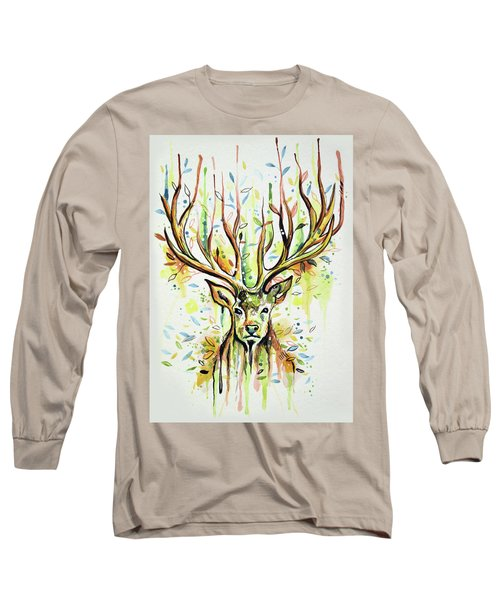 Woodland Magic Long Sleeve T-Shirt
