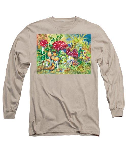 Woodland Visitors Long Sleeve T-Shirt