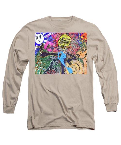 World Buggin Aftermath Long Sleeve T-Shirt
