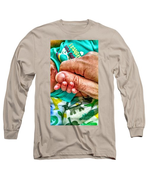 Worth Holding On To Long Sleeve T-Shirt